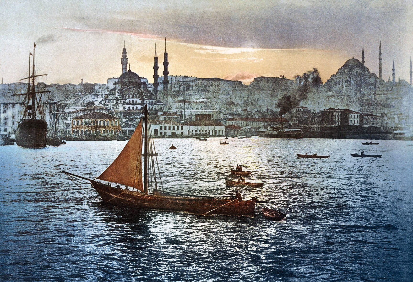 History of Istanbul
