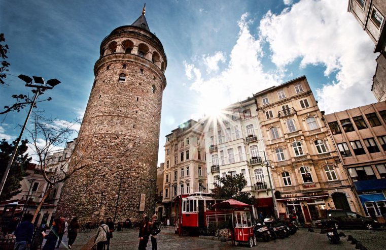 The Oldest Tower of Istanbul