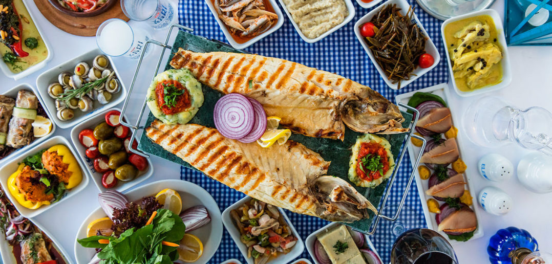 Best Fish and Mezes Restaurants in Istanbul