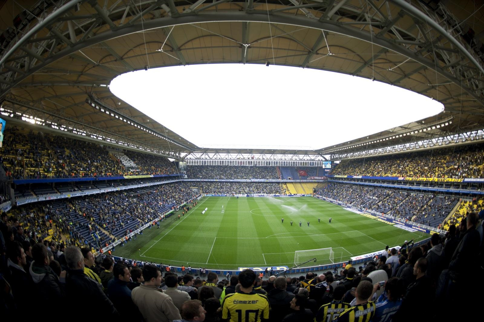 Watch a Football Game in Istanbul